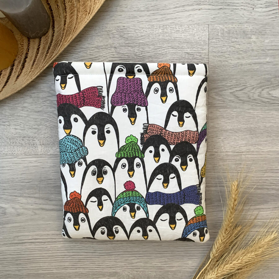 Booksleeve Pinguïn Party
